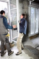 Fenster- & Türenmontage