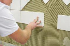 Wand- & Bodenfliesen verlegen
